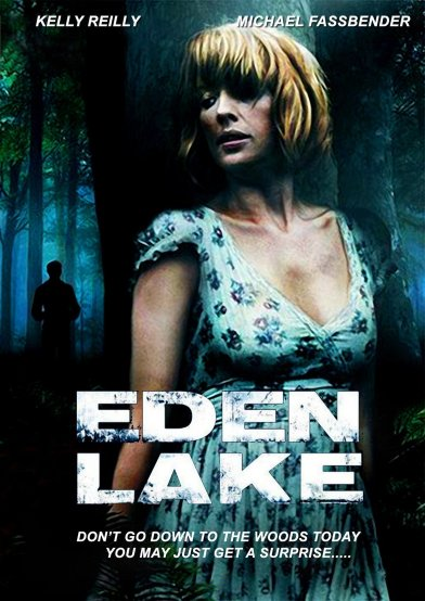 eden lake movie poster